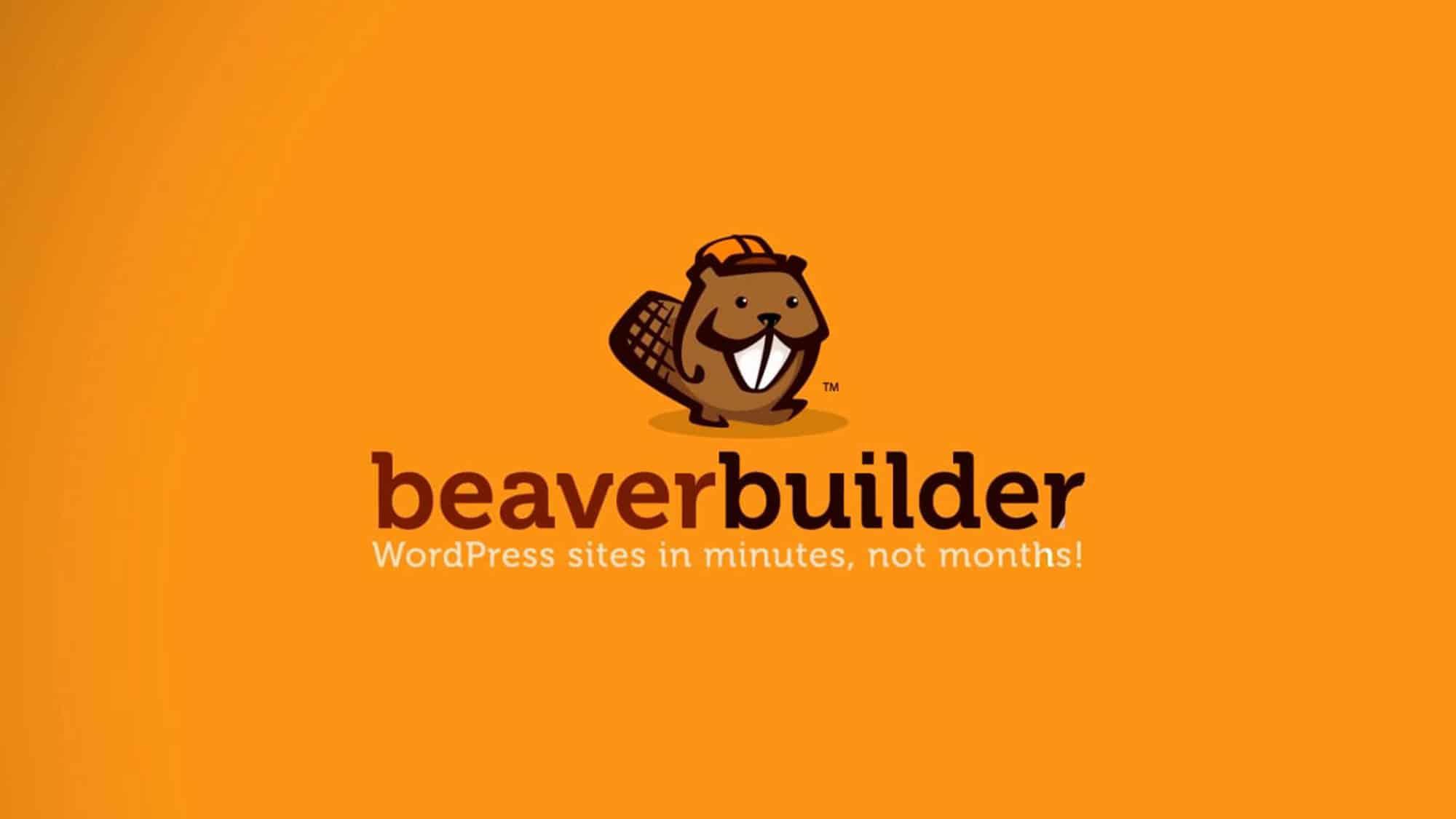 Lav en hjemmeside uden at kode - Beaver Builder