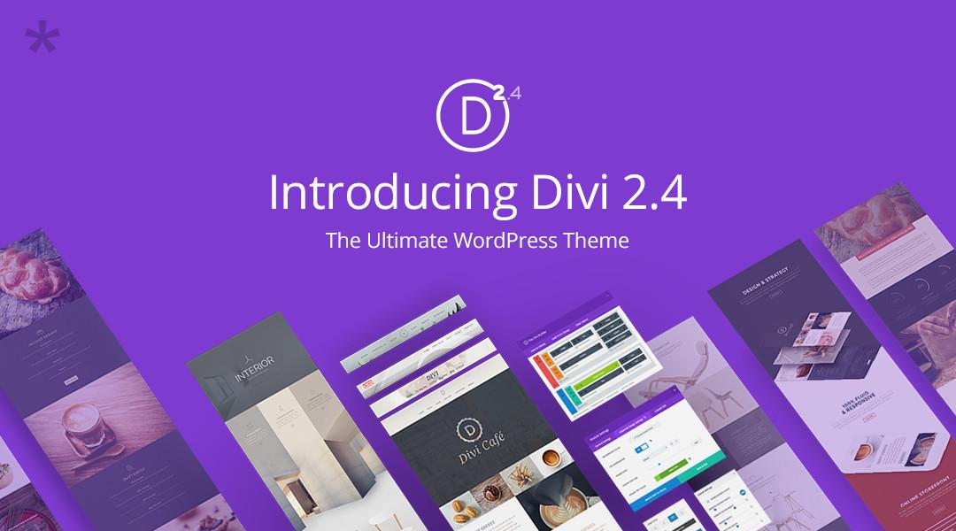 Lav en hjemmeside uden at kode - Divi